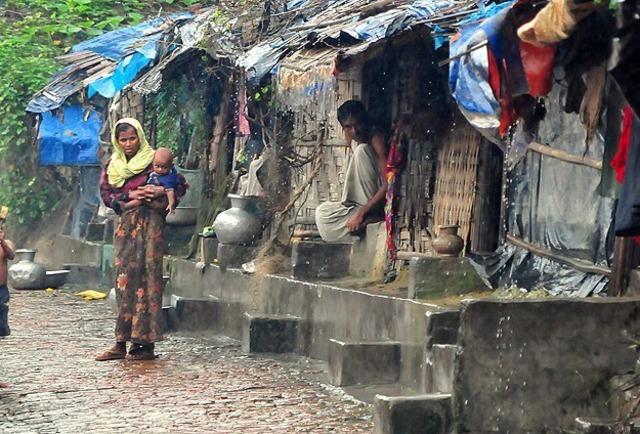 Myanmar, Rohingya