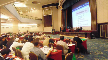 INTERNATIONAL CONFERENCE ON LIBERATION OF AL-AQSA ISSUES 20 POINTS DECLARATION