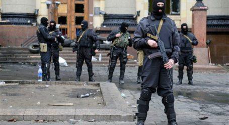TURKEY WARNS ITS CITIZENS NOT TO VISIT EASTERN UKRAINE