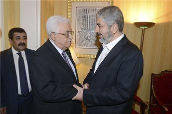 HAMAS BACKS ABBAS' PLAN TO END 'ISRAELI OCCUPATION'