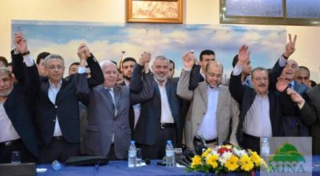 COUNTDOWN FOR PALESTINIAN UNITY GOV'T FORMATION BEGINS, OFFICIAL SAYS