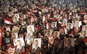 EGYPT SENTENCES 185 PRO-DEMOCRACY SUPPORTERS TO DEATH