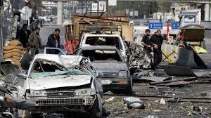 SIX KILLED, NEARLY DOZEN INJURED IN HOMS CAR BOMBING