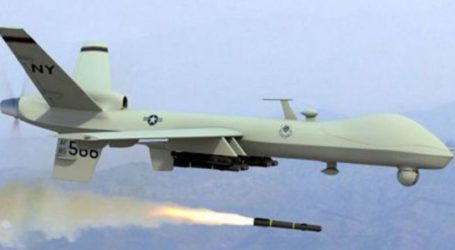 FOUR KILLED IN US DRONE ATTACK IN AFGHANISTAN