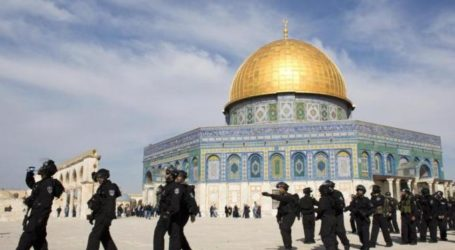 FOREIGN MINISTRY CALLS ON ARAB AND ISLAMIC WORLD TO PROTECT AL-AQSA MOSQUE