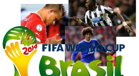 MUSLIM PLAYERS SHINE IN BRAZIL WORLD CUP 2014