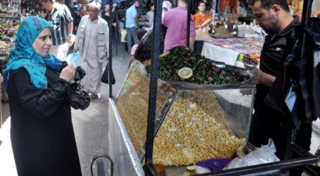 AROUND 30 PERCENT OF GAZANS WITHOUT DAILY INCOME IN RAMADAN