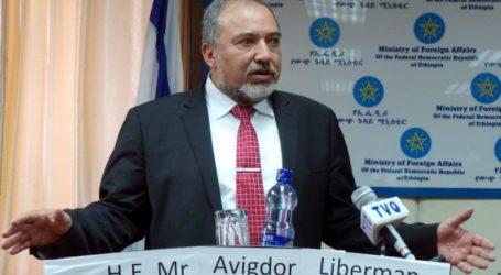 ISRAEL SHOULD CONSIDER REOCCUPYING GAZA: LIEBERMAN