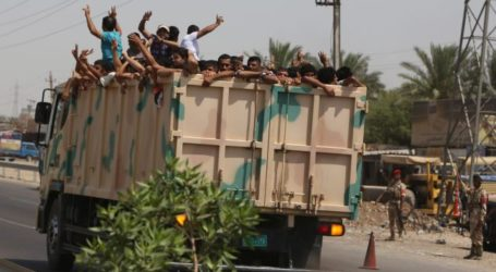 UN: HUNDREDS KILLED IN IRAQ AMID ONGOING CRISIS