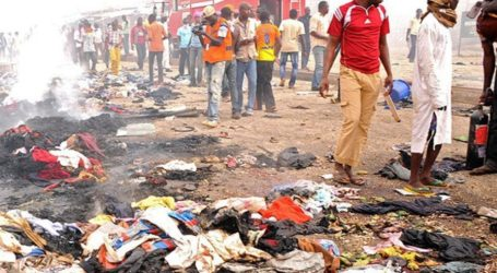13 DEAD, 19 INJURED IN NIGERIA VIEWING CENTER BLAST