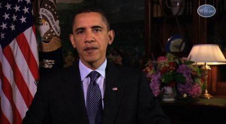 US PRESIDENT OBAMA EXTENDS RAMADAN GREETINGS TO MUSLIM COMMUNITIES