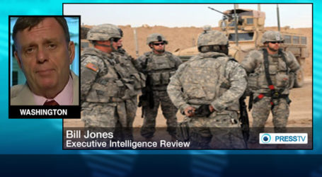 ANOTHER US MILITARY INTERVENTION IN IRAQ IS 'A FOLLY': BILL JONES
