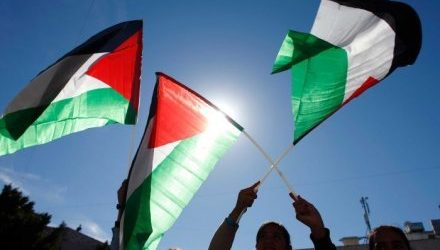 NO CHANGE IN AUSTRALIA'S POSITION ON PALESTINIAN TERRITORY