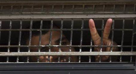 AT LEAST 6,200 PALESTINIAN PRISONERS IN ISRAELI JAILS