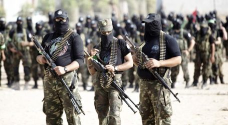 HAMAS FIGHTERS KILL AT LEAST TWO ZIONIST SOLDIERS