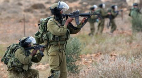 A Palestinian Teenager Dies after Being Chased by Israeli Forces