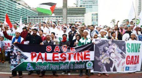 ANTI-ISRAEL DEMONSTRATIONS HELD ACROSS THE WORLD