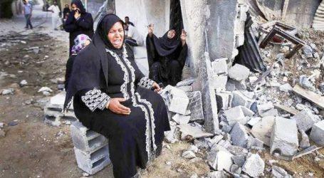 ISRAEL HOLDS PALESTINIANS CAPTIVE IN OPEN GAZA PRISON: UN ENVOY