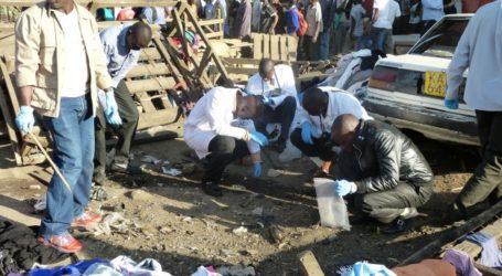 FIVE KILLED IN KENYA COAST BUS ATTACK