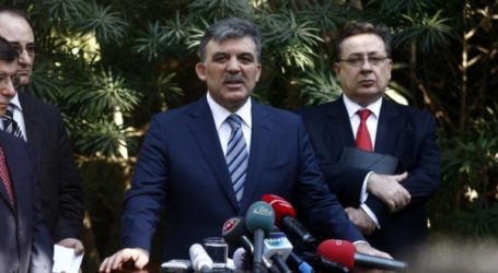 TURKEY WARNS ISRAEL OVER GAZA OFFENSIVE