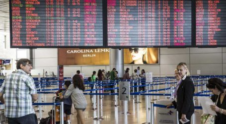 ZIONIST PM BEGS FOR RESUMPTION OF US FLIGHTS TO ISRAEL