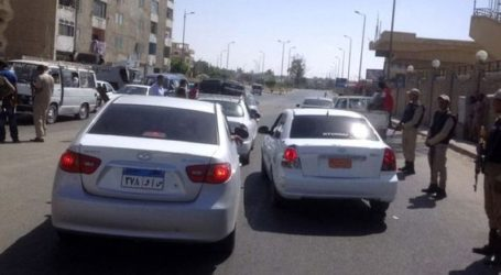 SIX POLICEMEN KILLED IN EGYPT'S SINAI