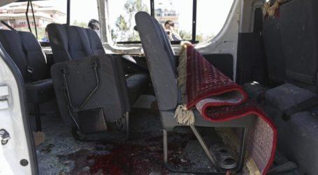 CAR BOMB KILLS AT LEAST 89 IN AFGHANISTAN
