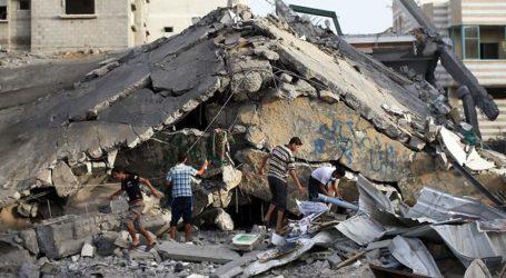 ISRAEL HITS 1160 GAZA TARGETS, PALESTINIANS FIRE 689 ROCKETS