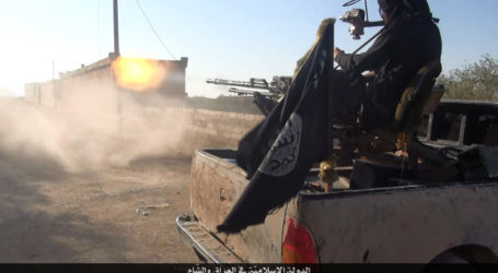 ISIL STRUGGLES FOR CONTROL OVER SYRIAN KURDISH AREAS