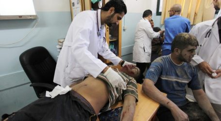 GAZA HEALTHCARE SERVICES ON BRINK OF COLLAPSE: WHO