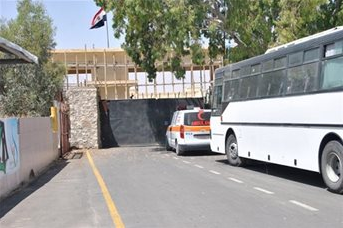 EGYPT OPENS RAFAH CROSSING FOR GAZA CRITICAL INJURIES