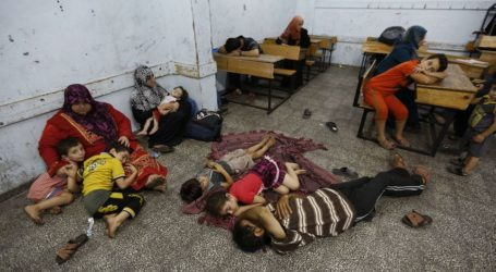 ZIONIST FORCES KILL ONE CHILD EVERY HOUR IN GAZA WAR