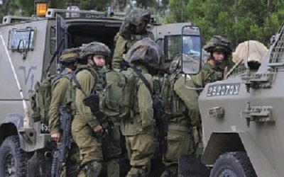 ISRAEL PREPARES 40 THOUSANDS RESERVED TROOPS