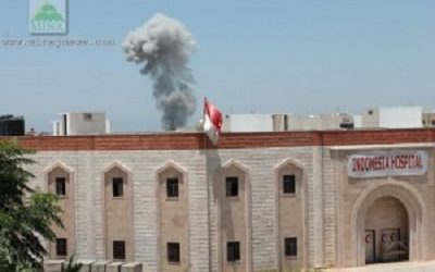 Indonesia Condemns Israeli`s Airstrike over Hospital in Gaza