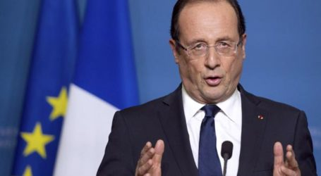 FRENCH PRESIDENT SERVES ISRAEL WELL BY SUPPORTING AGGRESSION AGAINST GAZA
