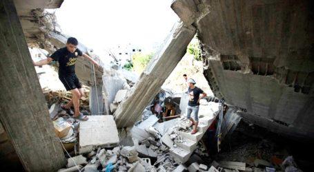 OXFAM WARNS OF WATER, FOOD SHORTAGE IN GAZA