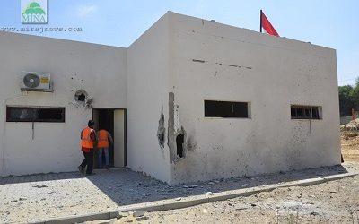 ISRAELI DRONES BEGIN TARGETING INDONESIAN HOSPITAL IN GAZA