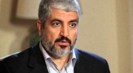 PALESTINIANS AWAIT HELP FROM EGYPT ARMY: HAMAS' MESHAAL