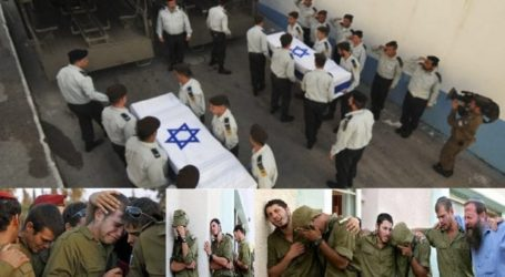 HAMAS FIGHTERS KILL 15 ZIONIST OCCUPATION SOLDIERS