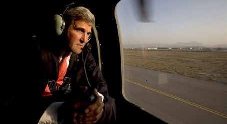 KERRY TO MEET WITH AFGHAN PRESIDENTIAL CANDIDATES