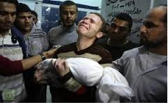LIST OF GAZANS VICTIMS IN TWO DAYS DUE TO ISRAELI ATTACK