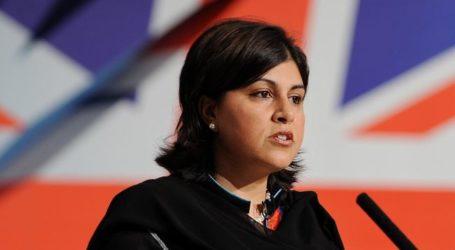 BARONESE WARSI WANTS END TO UK COMPLICITY IN ISRAELI WAR CRIMES