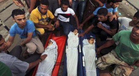 IRAN DENOUNCES ZIONIST REGIME'S KILLING OF KIDS IN GAZA