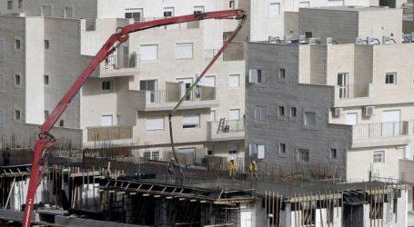 ISRAEL GRABS MORE PALESTINIAN LAND