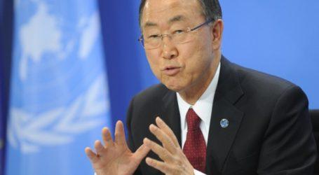 UN CHIEF CRITICISES WORLD HESITANCE TO HELP SYRIA