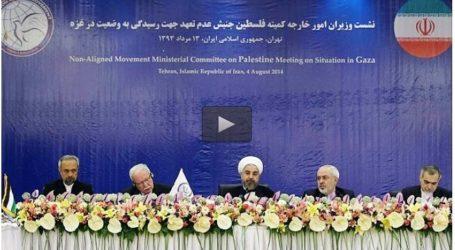 IRAN SLAMS UN SECURITY COUNCIL INACTION ON GAZA