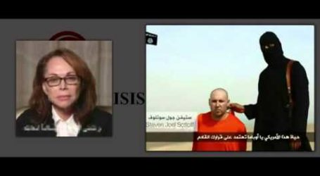 MOTHER PLEADS FOR LIFE OF IS GROUP HOSTAGE