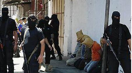 GAZA SECURITY CAPTURES 15 ISRAELI SPIES