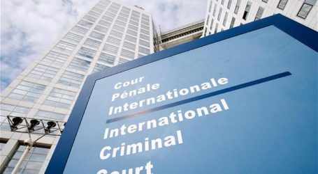 PALESTINE SIGNS APPLICATION FOR ICC MEMBERSHIP