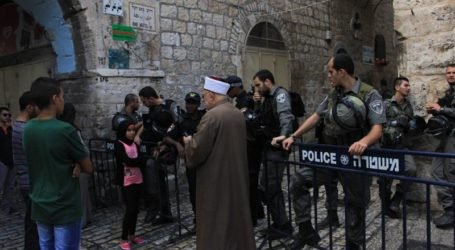 HUSSEIN: SERIOUS ISRAELI BIDS TO BUILD ALLEGED TEMPLE